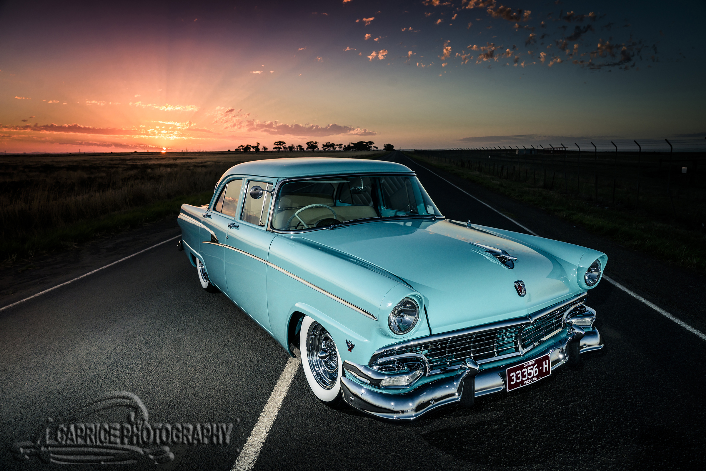Classic Custom Car Photography & Video