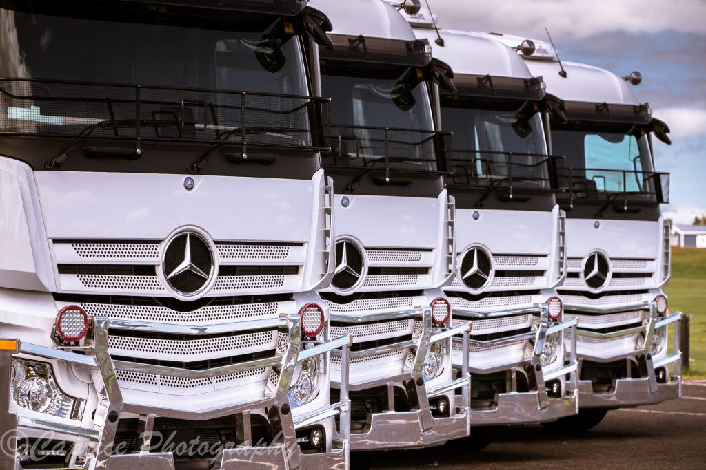 truck photographer melbourne