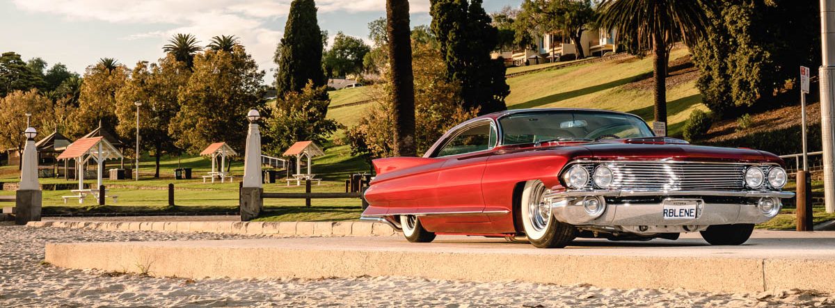 kustom Cadillac