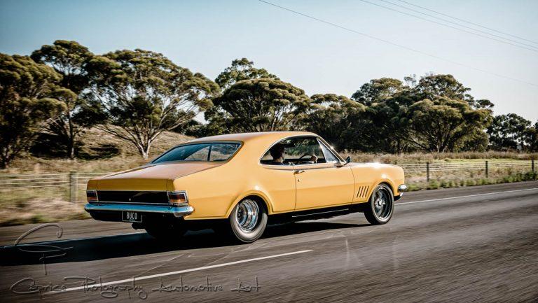 HG Holden Monaro
